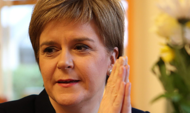 Weak opposition will not help Nicola Sturgeon and the SNPs cause, Alex argues.