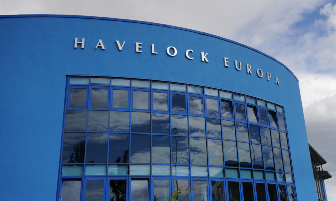 01.09.15 - pictured is the Havelock Europa premises in the John Smith Business Park, Kirkcaldy where job losses have been announced