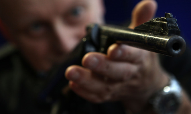 The Government is aiming to introduce an airgun licensing system.