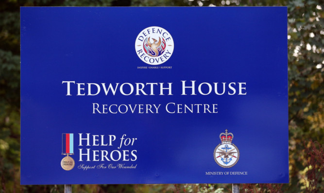 Thousands have come forward to support Help for Heroes' work with injured servicemen and women.