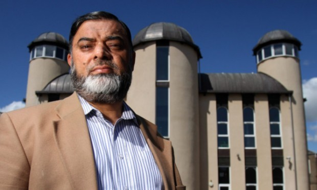 Dundee Islamic Society chairman Bashir Chohan is appealing for calm.
