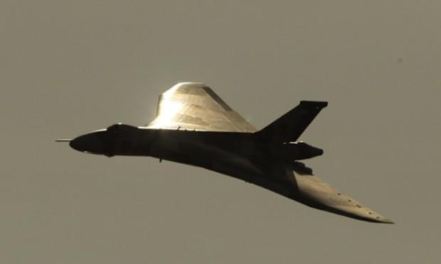 Iconic: a Vulcan B2.
