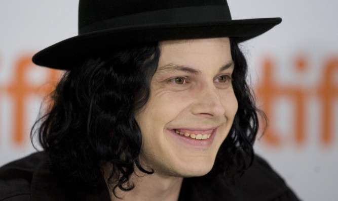 Detroit musician Jack White has stepped in to save the Masonic Temple.