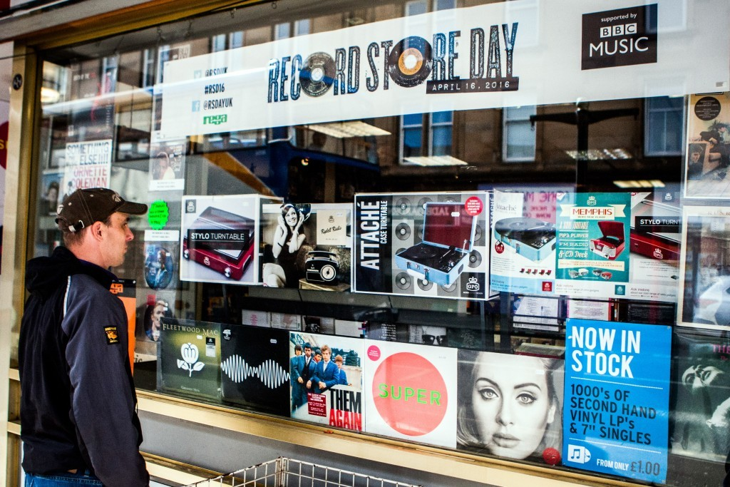 Record Store Day brings out Perth's vinyl fans