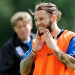 Stevie May's return to Scotland in doubt