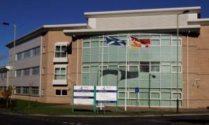 Angus Council HQ in Forfar.