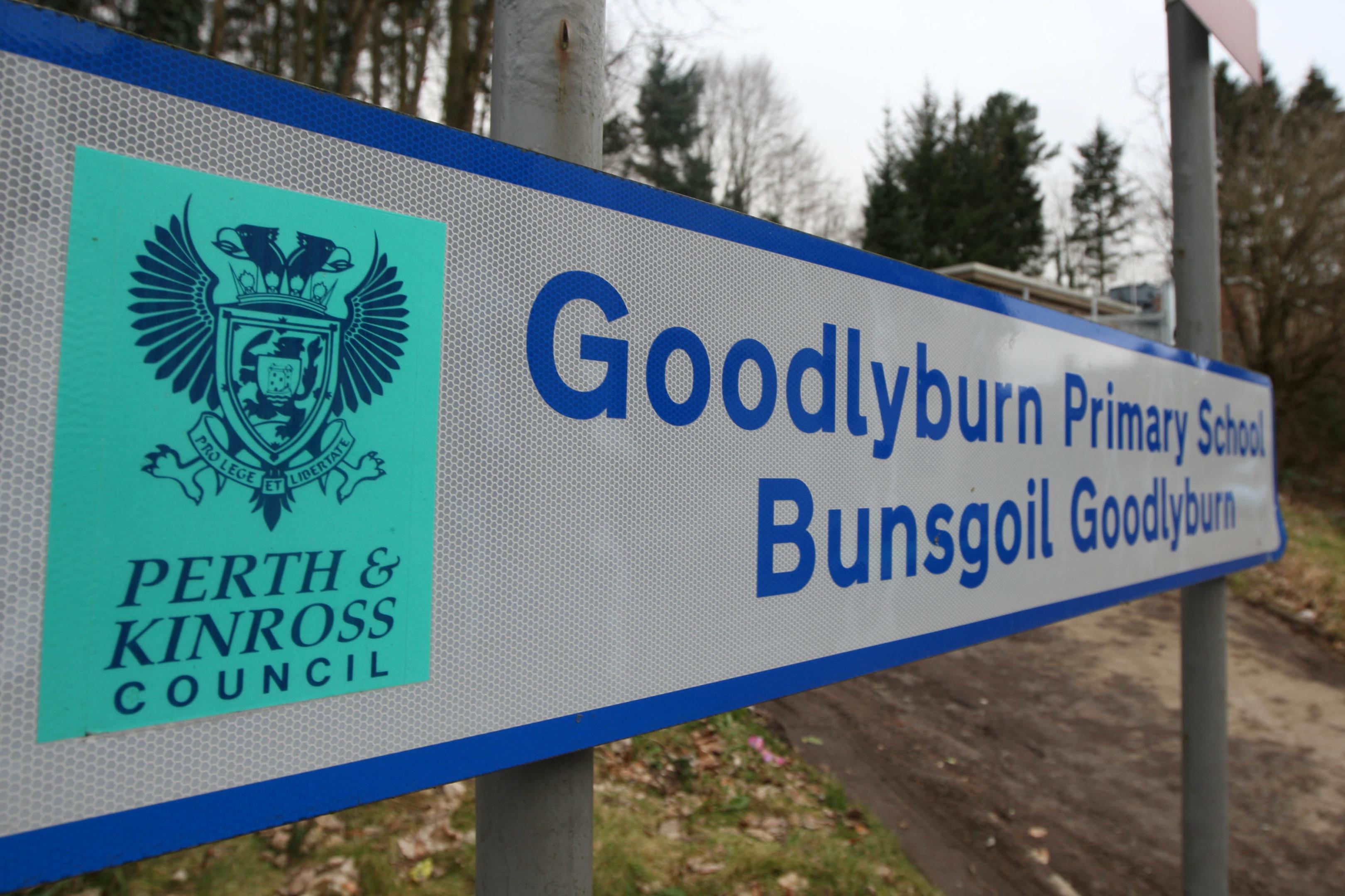 Goodlyburn Primary School.