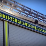 Fire crews called to Leven scrapyard blaze