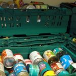 Foodbank unable to prepare for Christmas due to soaring demand