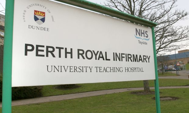 A shortage of nursing staff forced NHS Tayside to cancel procedures and merge wards at PRI.