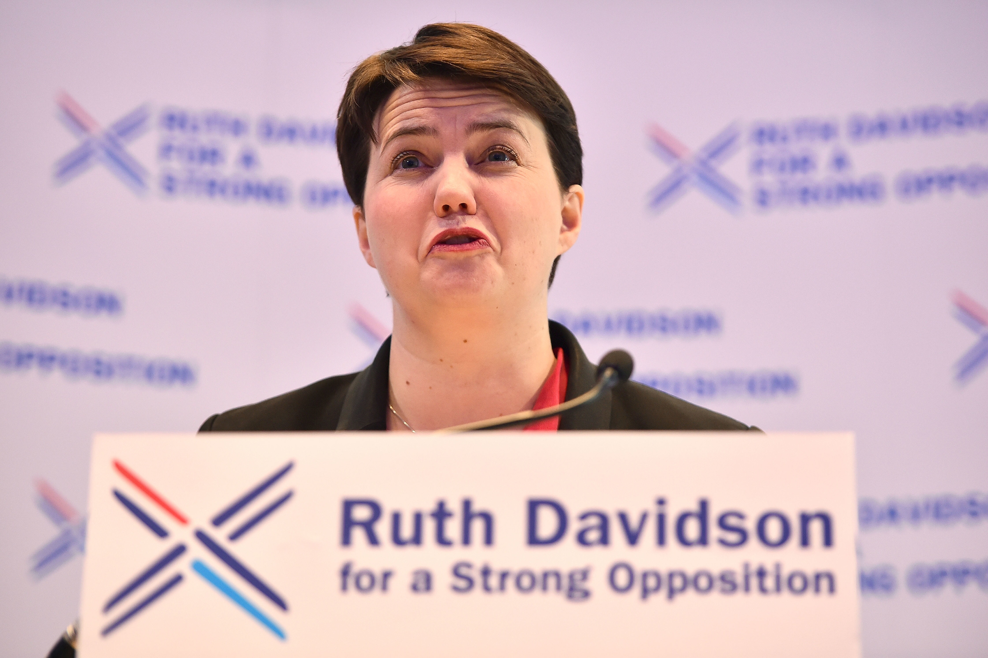 "Former Dundee candidate Nicola Ross has told Scottish Conservative leader Nicola Ross: ""I feel let down by you."""