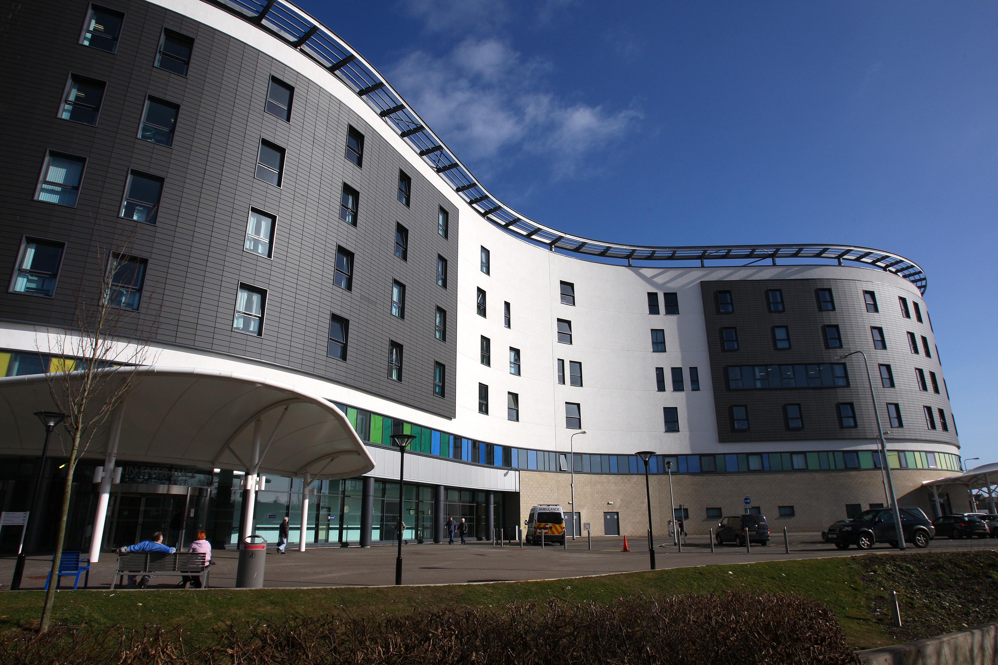 Victoria Hospital, Kirkcaldy.
