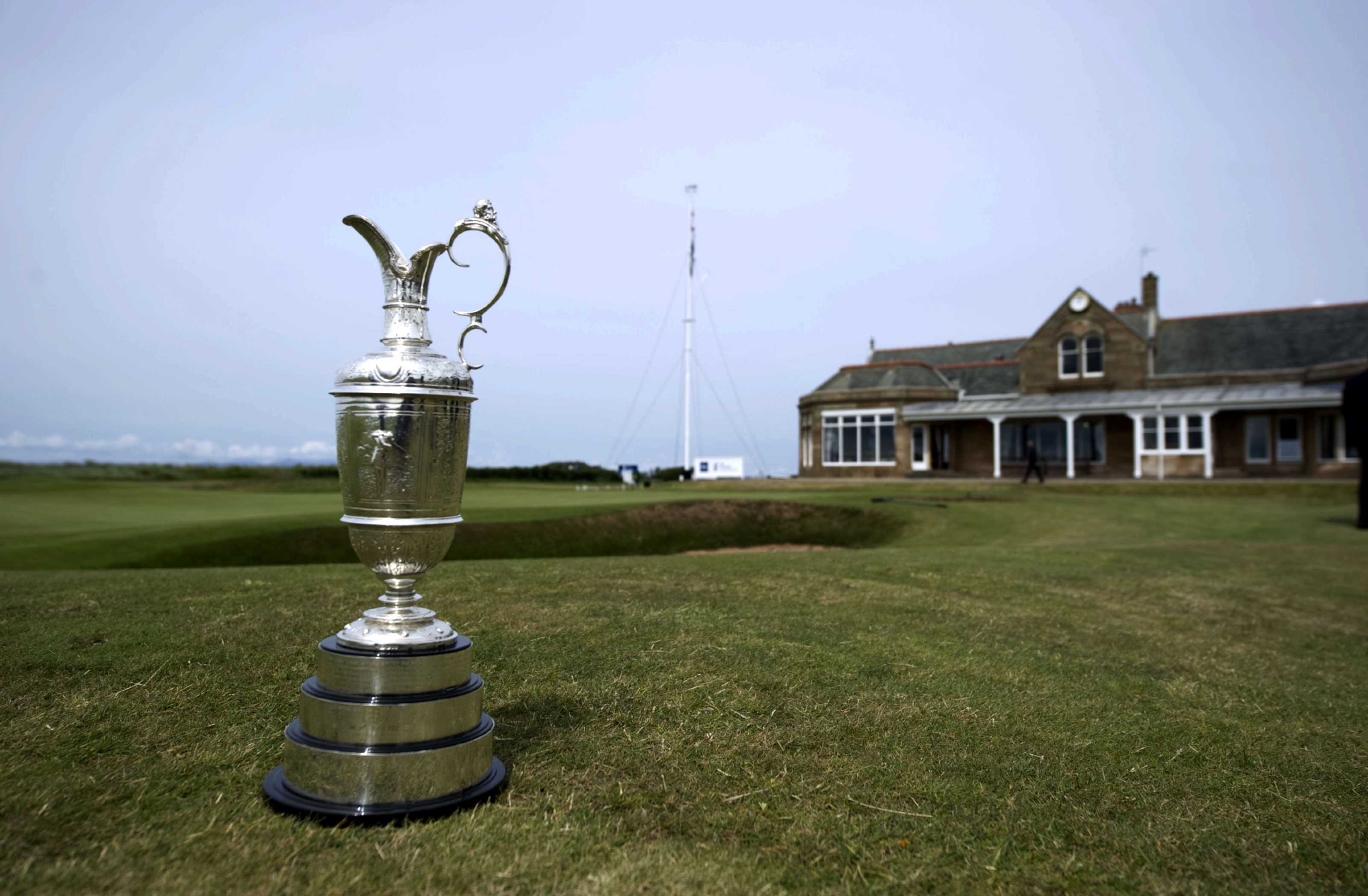 Royal Troon will host the Open in July.