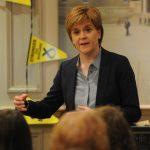 Nicola Sturgeon backs cannabis for medicinal use