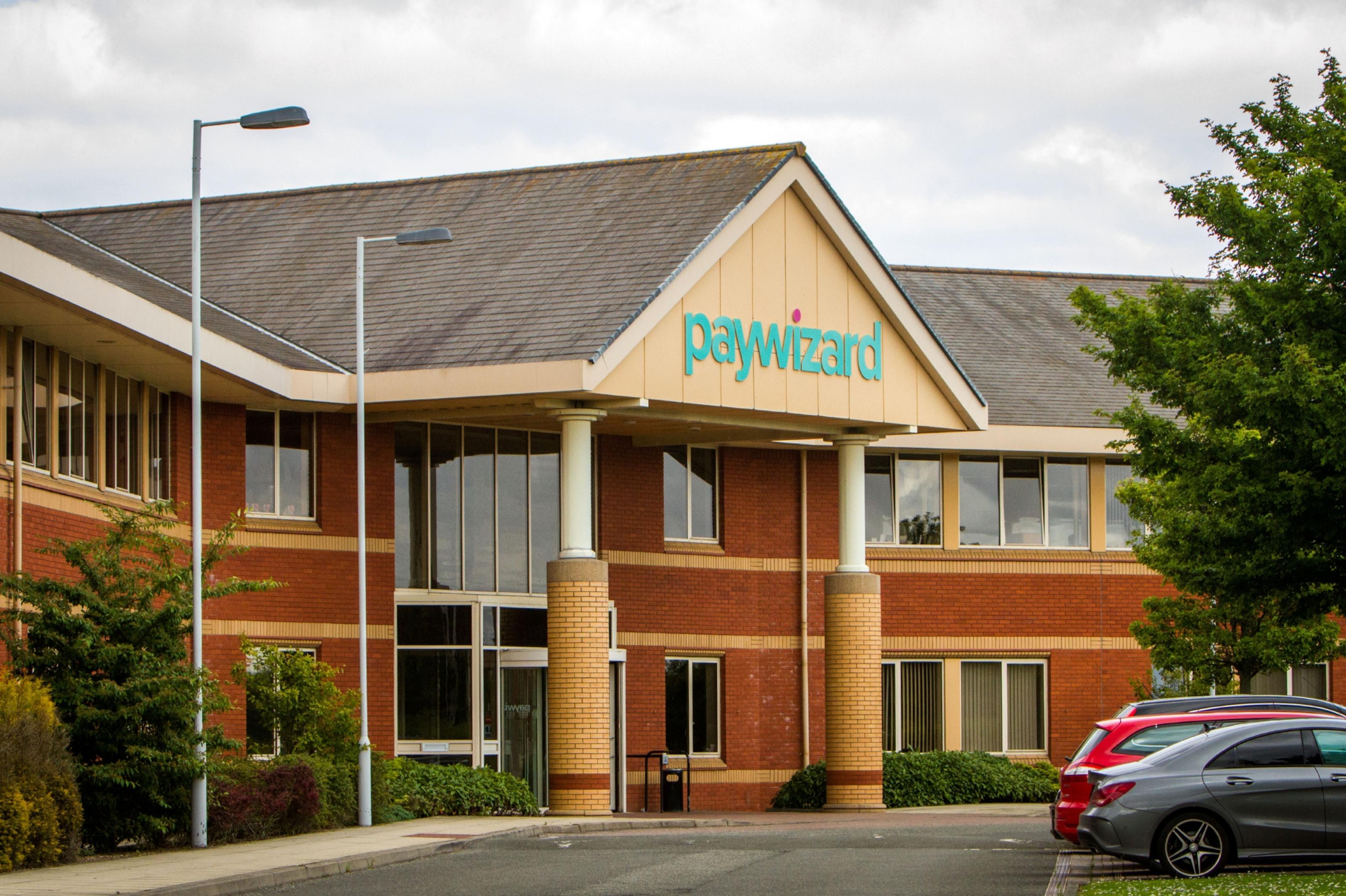 The Paywizard headquarters at John Smith Business Park, Kirkcaldy.