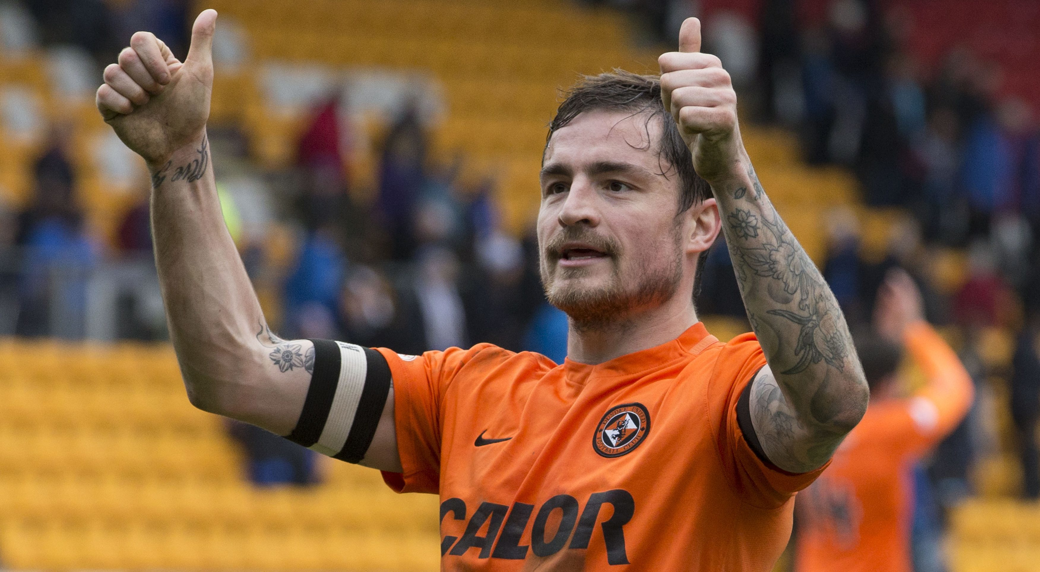Thumbs up for St Johnstone?