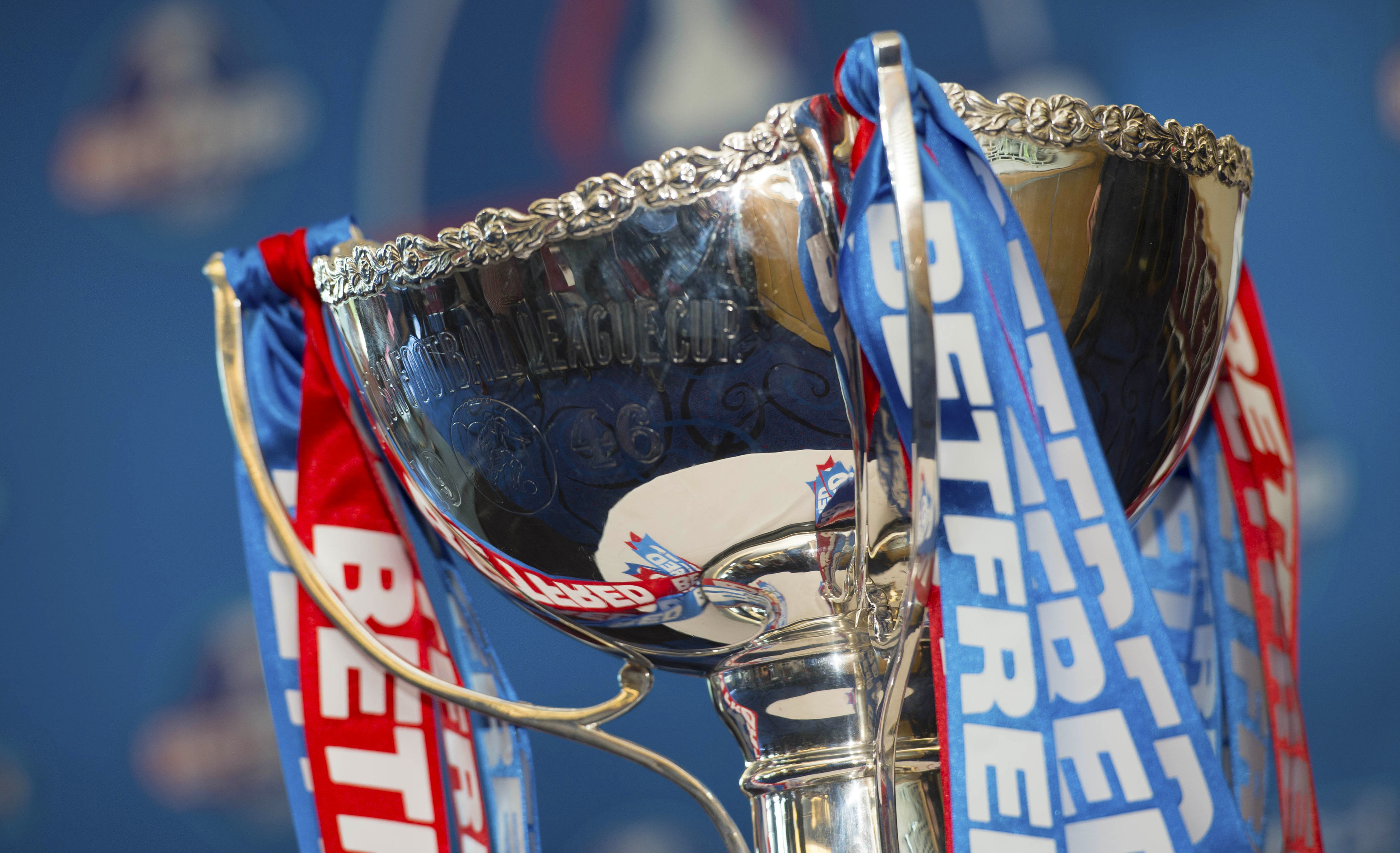 The Betfred League Cup.