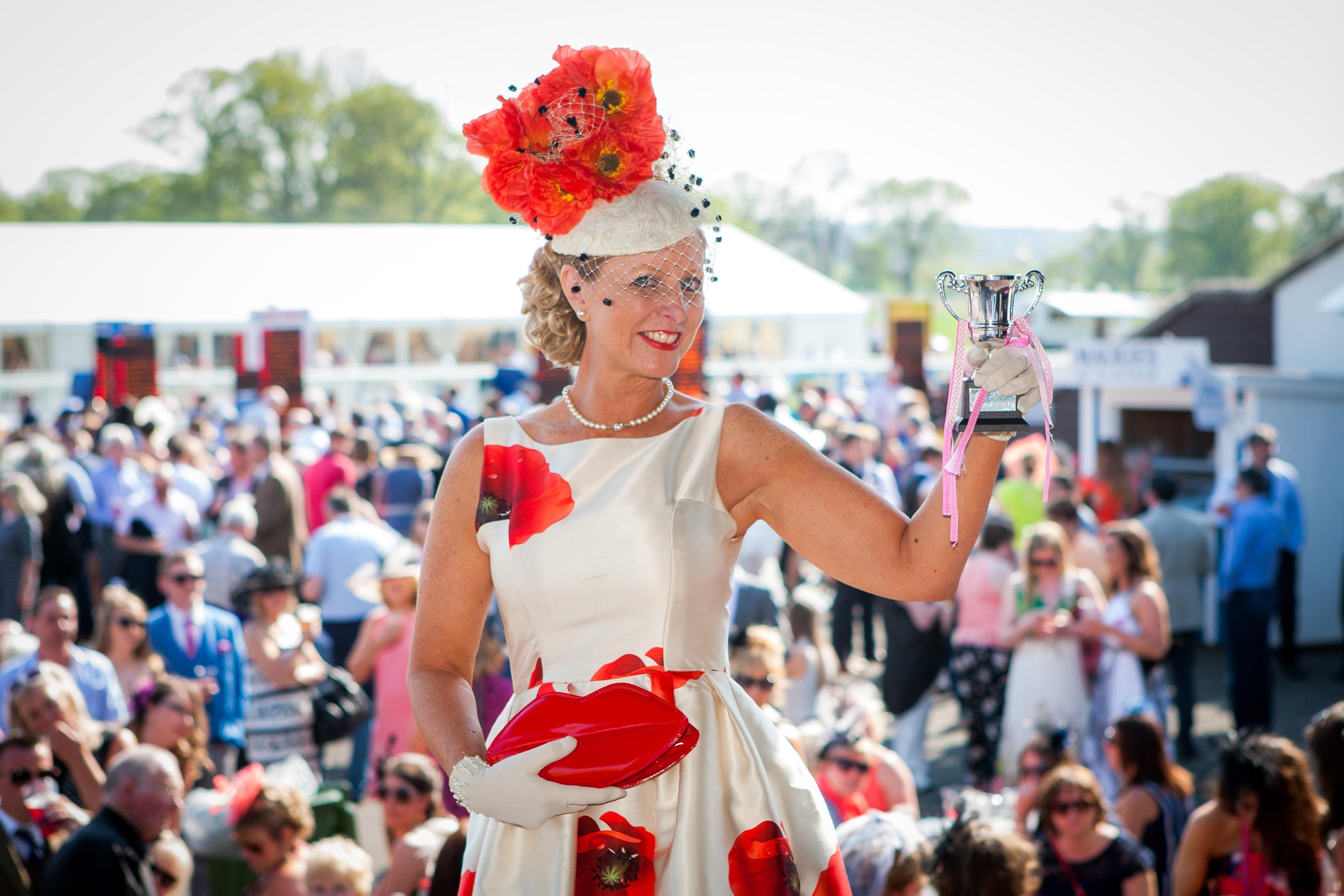 Debbie Grogan was named the best dressed female.