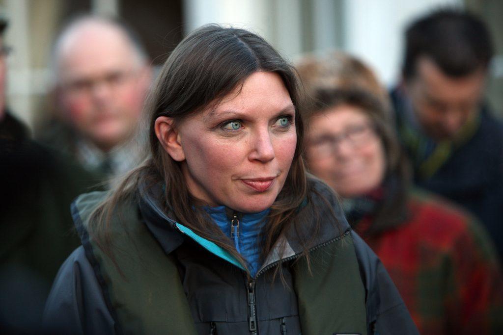 Dr Aileen McLeod.
