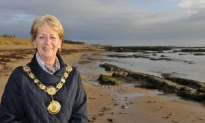 By-election will be held for Helen Oswald's council seat in Carnoustie