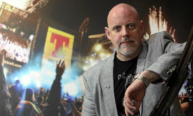 Debut TRNSMT music festival kicks off in Glasgow Green