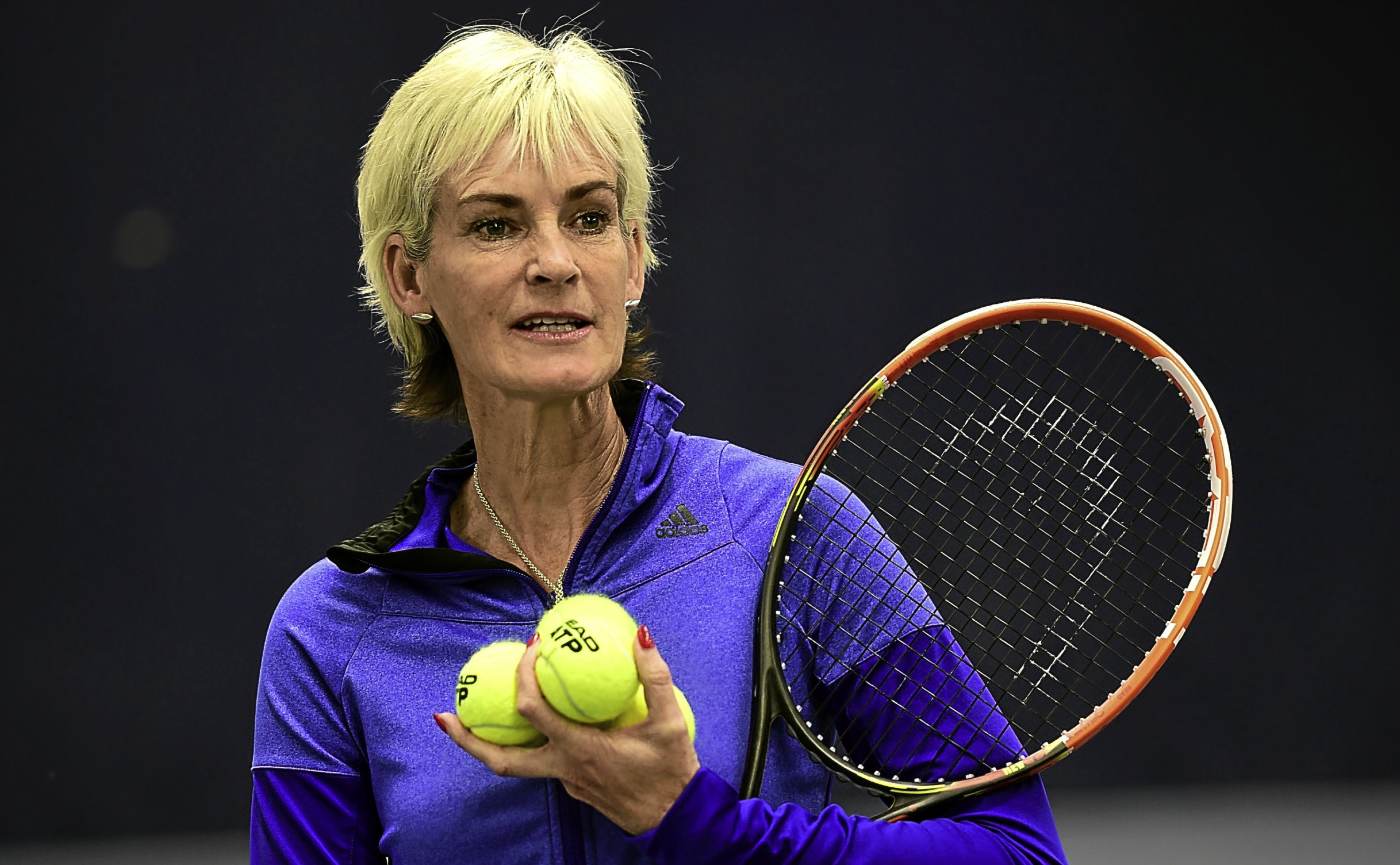 Judy Murray is one of the supporters of the controversial £40 million facility.