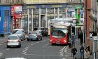 The Seagate remains one of Scotland's most polluted streets. Dundee City Council hopes hydrogen fuel cell powered busses could help change that.