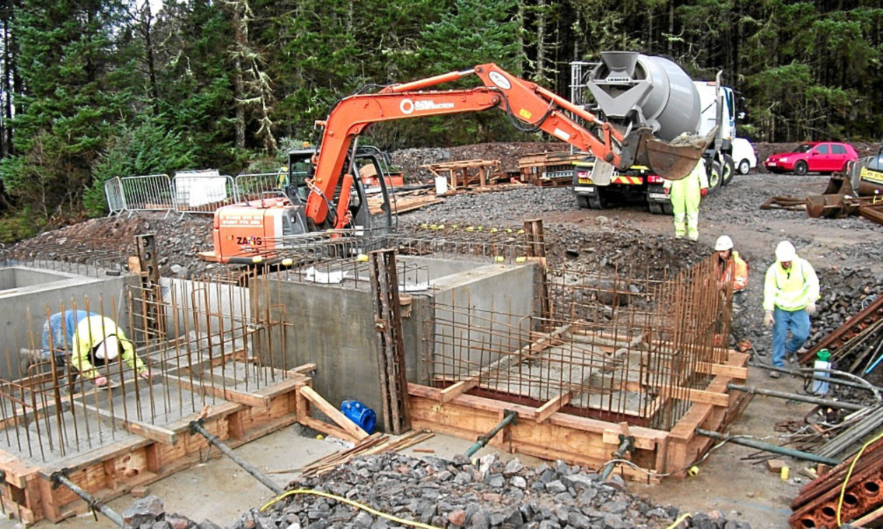 The strategic refocus means Green Highland Renewables will bring forward fewer new small-scale hydro projects in future