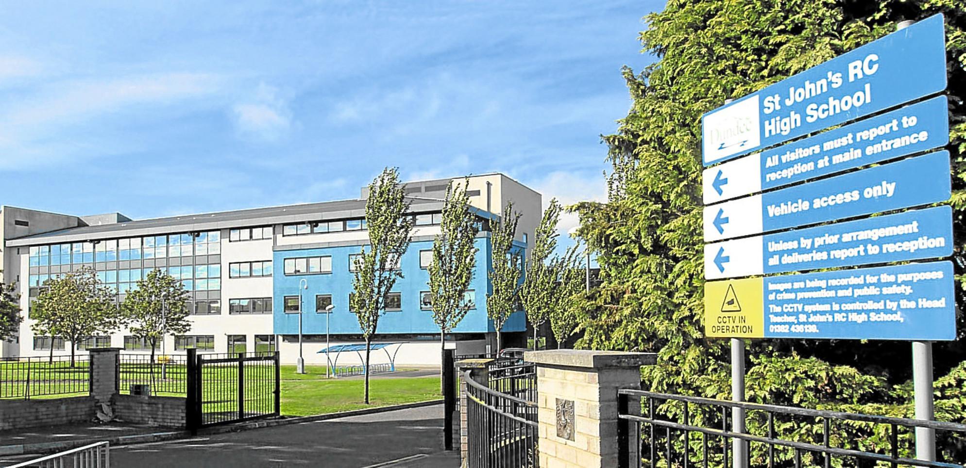 St John's RC High School.