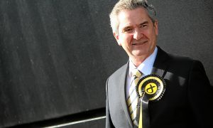 EXCLUSIVE: SNP MP criticises party's 'unjust' decision to ditch Michelle Thomson
