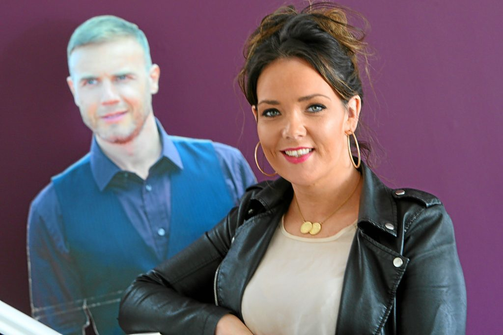 Jill Campbell remains confident hero Gary Barlow will show up to her 30th birthday