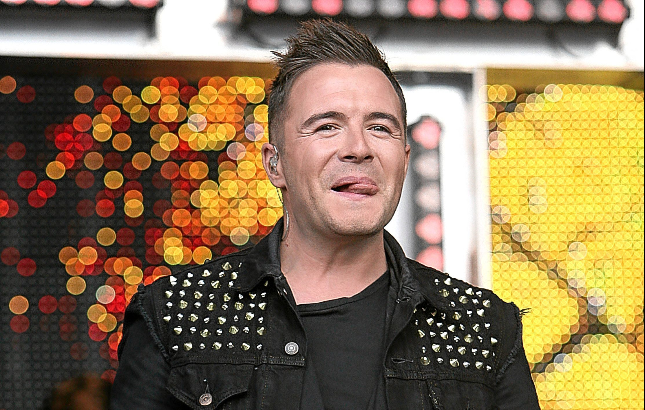 Shane Filan will perform in Dundee in October.