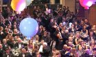 The 2015 Courier Business Awards.