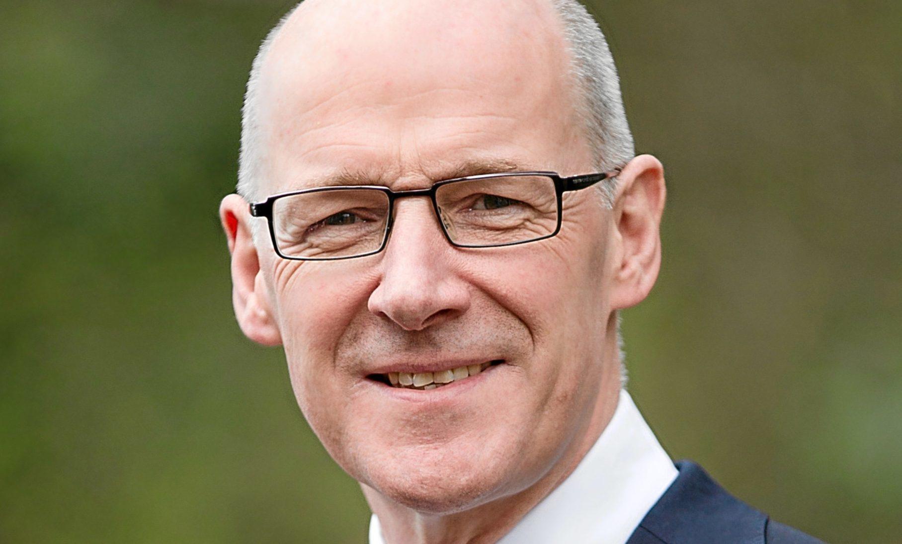 John Swinney MSP helped Perth Autism Support secure emergency funding