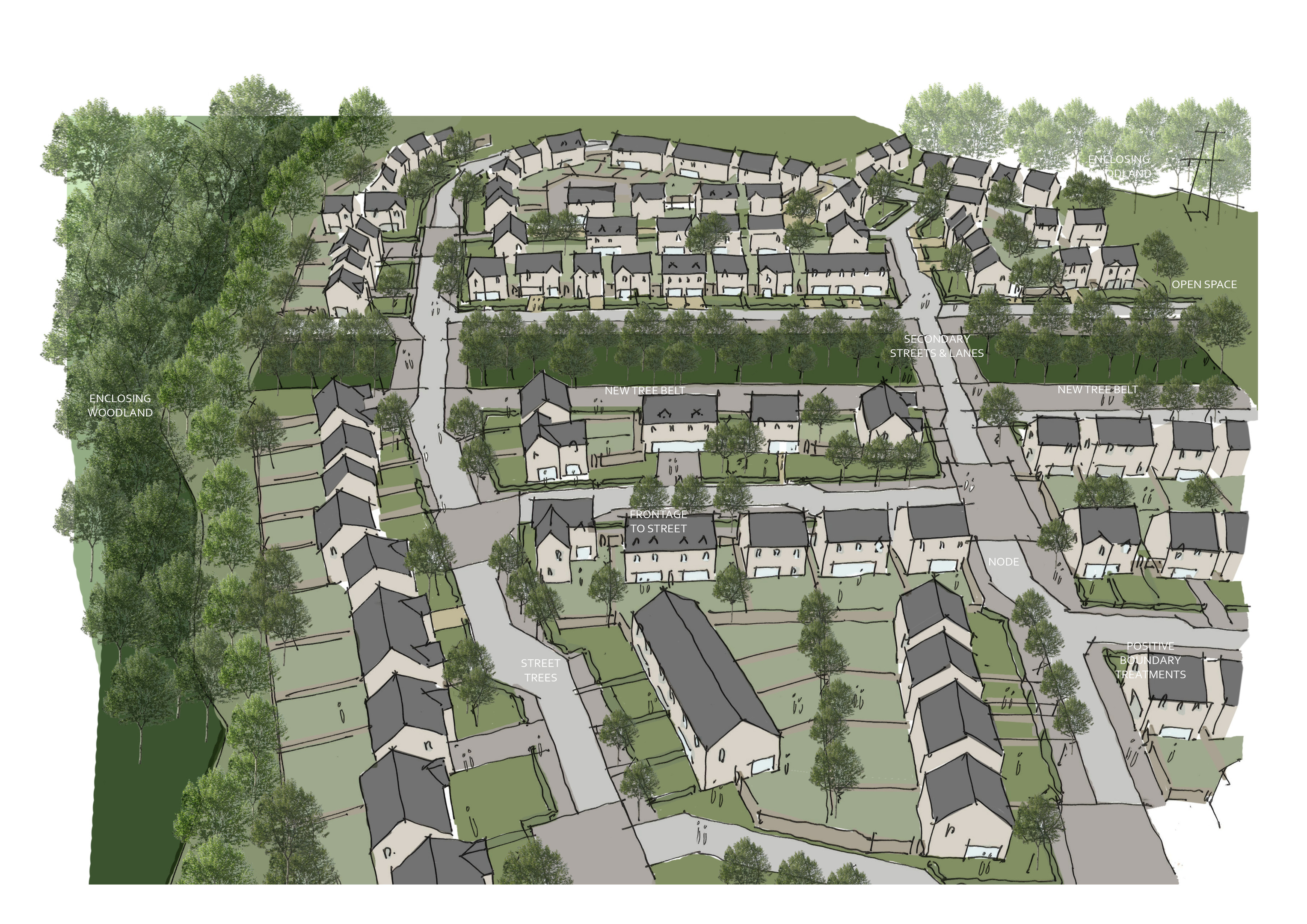 An overview of the Almond Valley project, as rejected by Perth & Kinross Council
