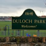 Dog-walker attacked by stranger in Duloch Park