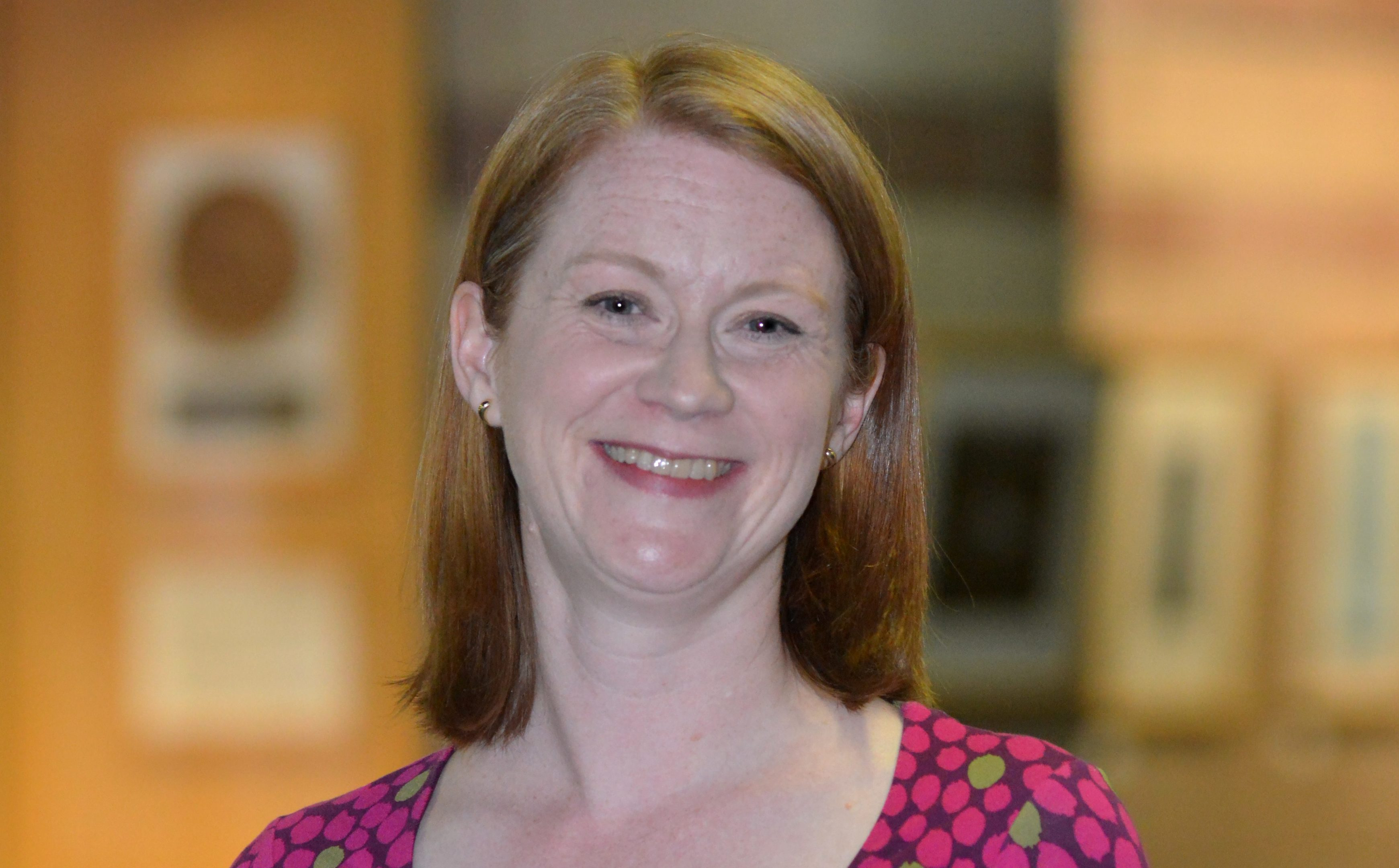 Shirley-Anne Somerville hopes all councillors will get behind the super campus plan.