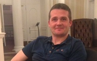 Laurencekirk father Iain Stuart died in the helicopter crash.