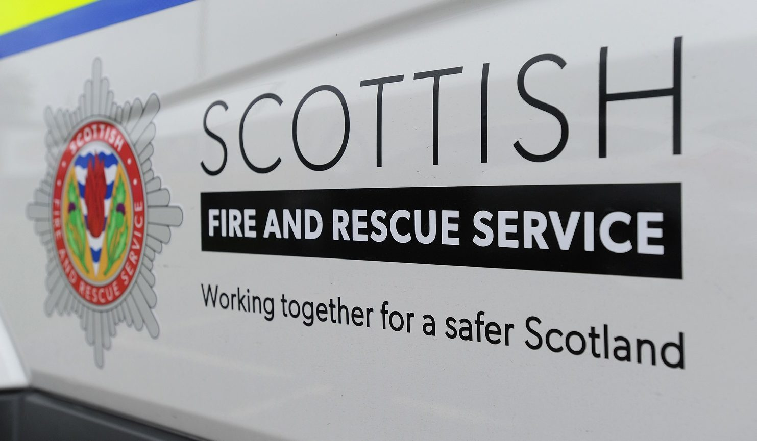 Firefighters from St Andrews and Cupar were called to attend.