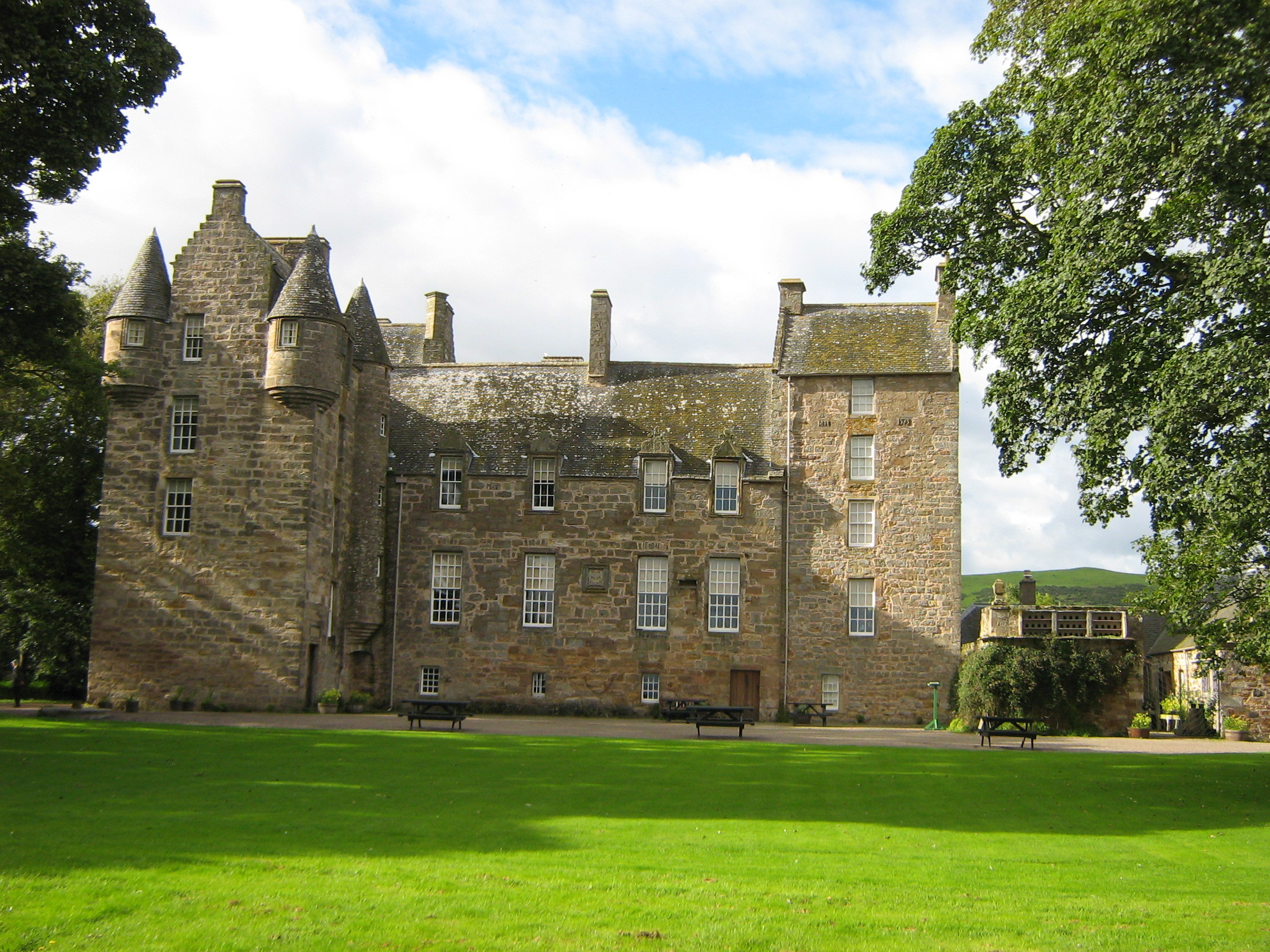 Kellie Castle.