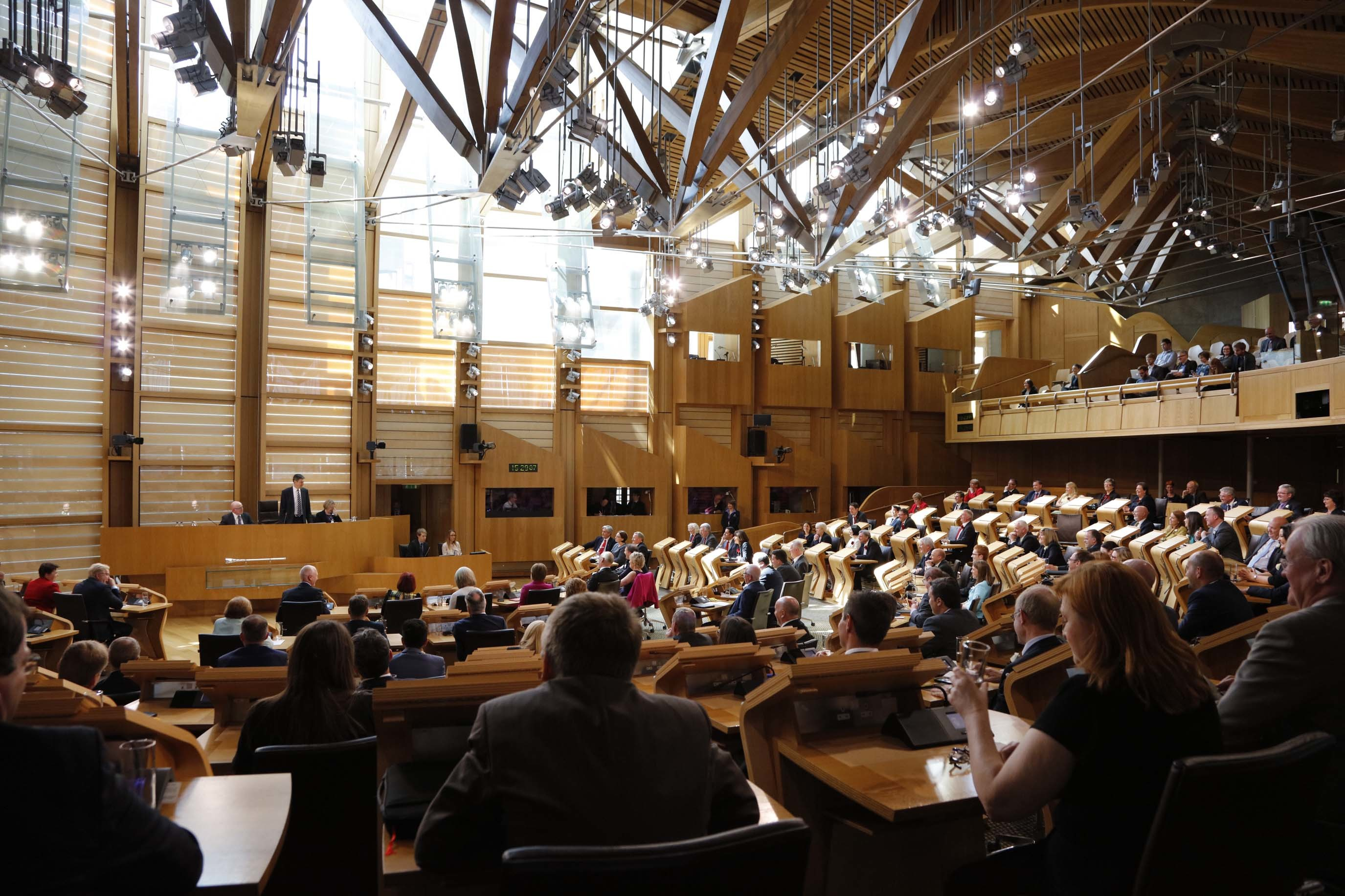 MSPs will debate the controversial plans.