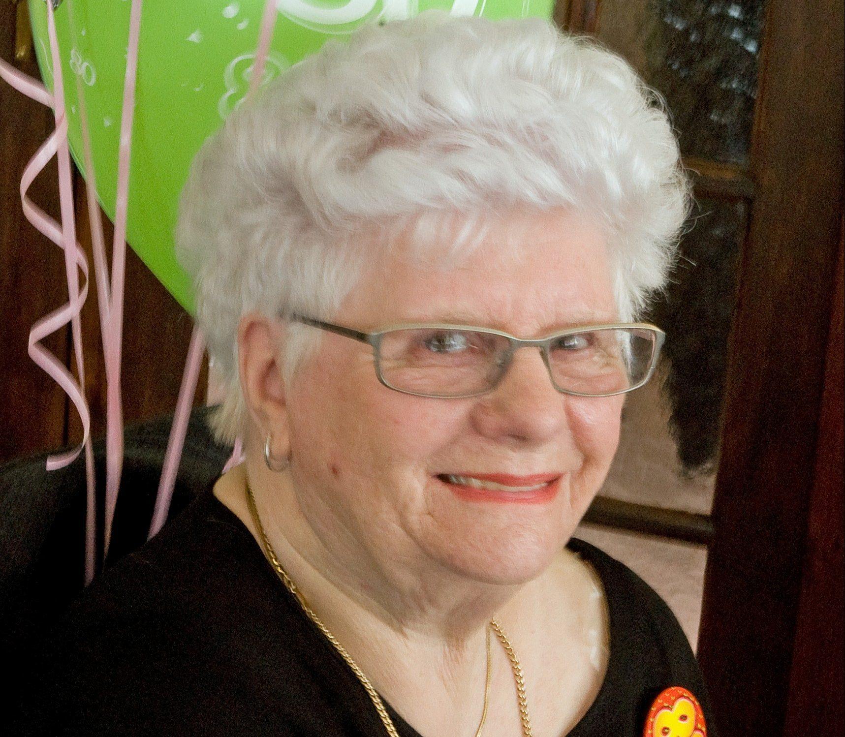 Mary Logie.