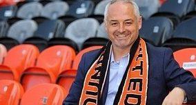 Ray McKinnon joins Dundee United.