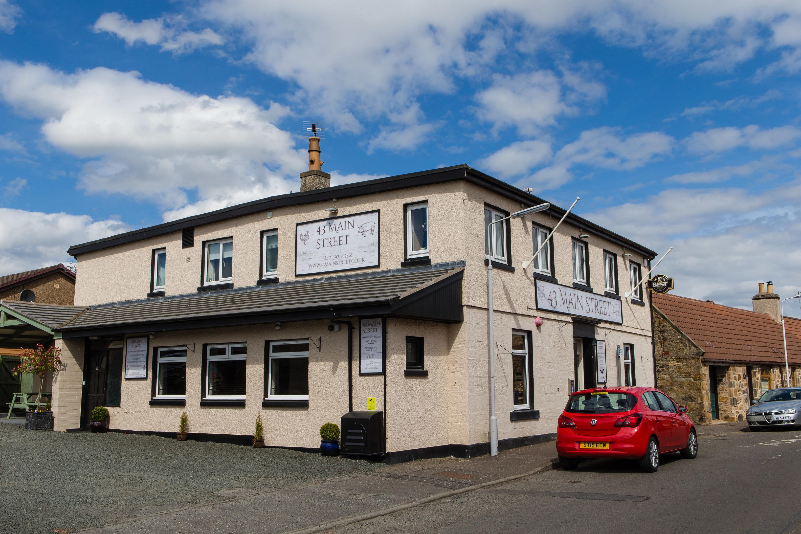 43 Main Street, Milton of Balgonie, Fife