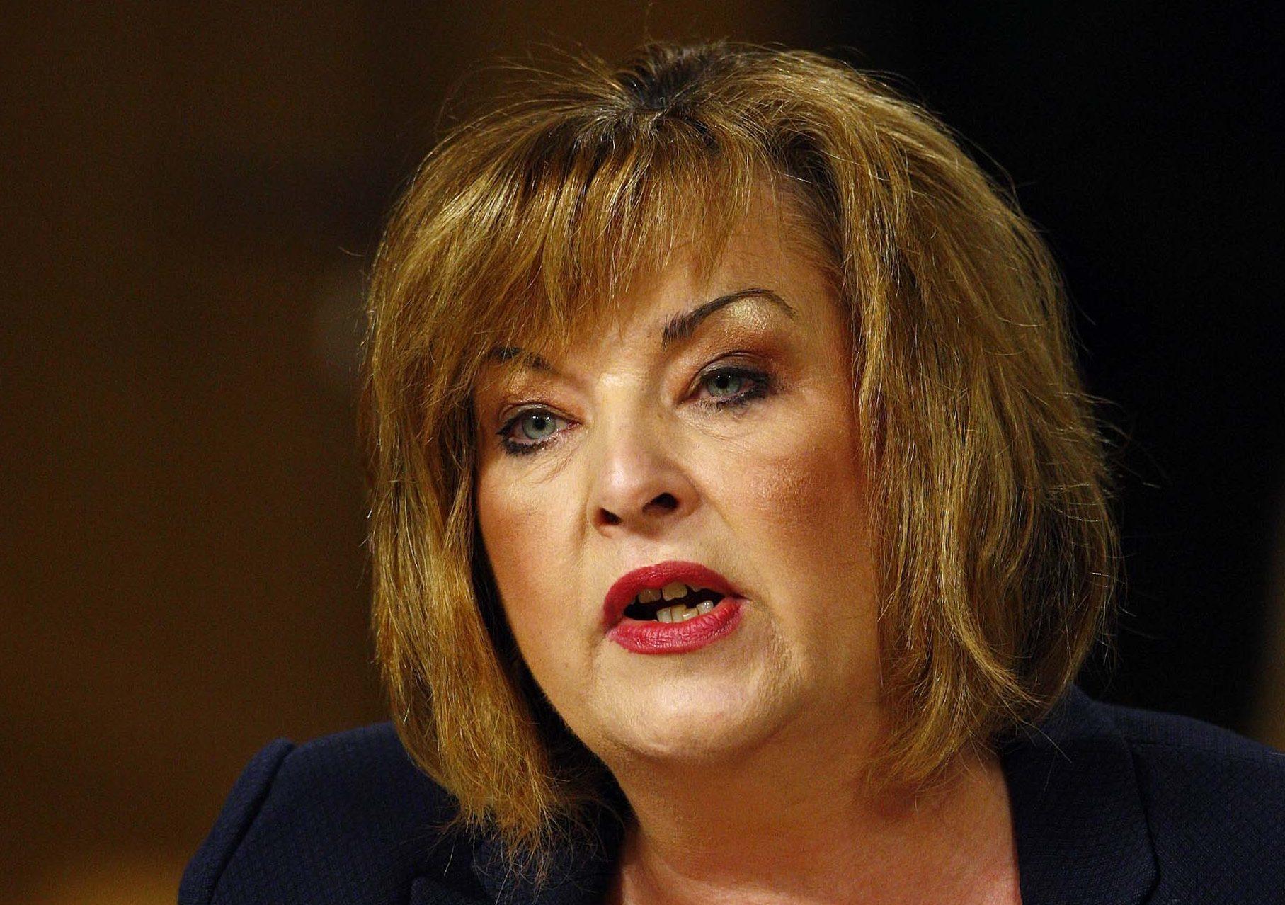 Cabinet Secretary Fiona Hyslop