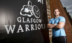 Fraser Brown says Glasgow's success is a effort by the whole club, on and off the pitch.