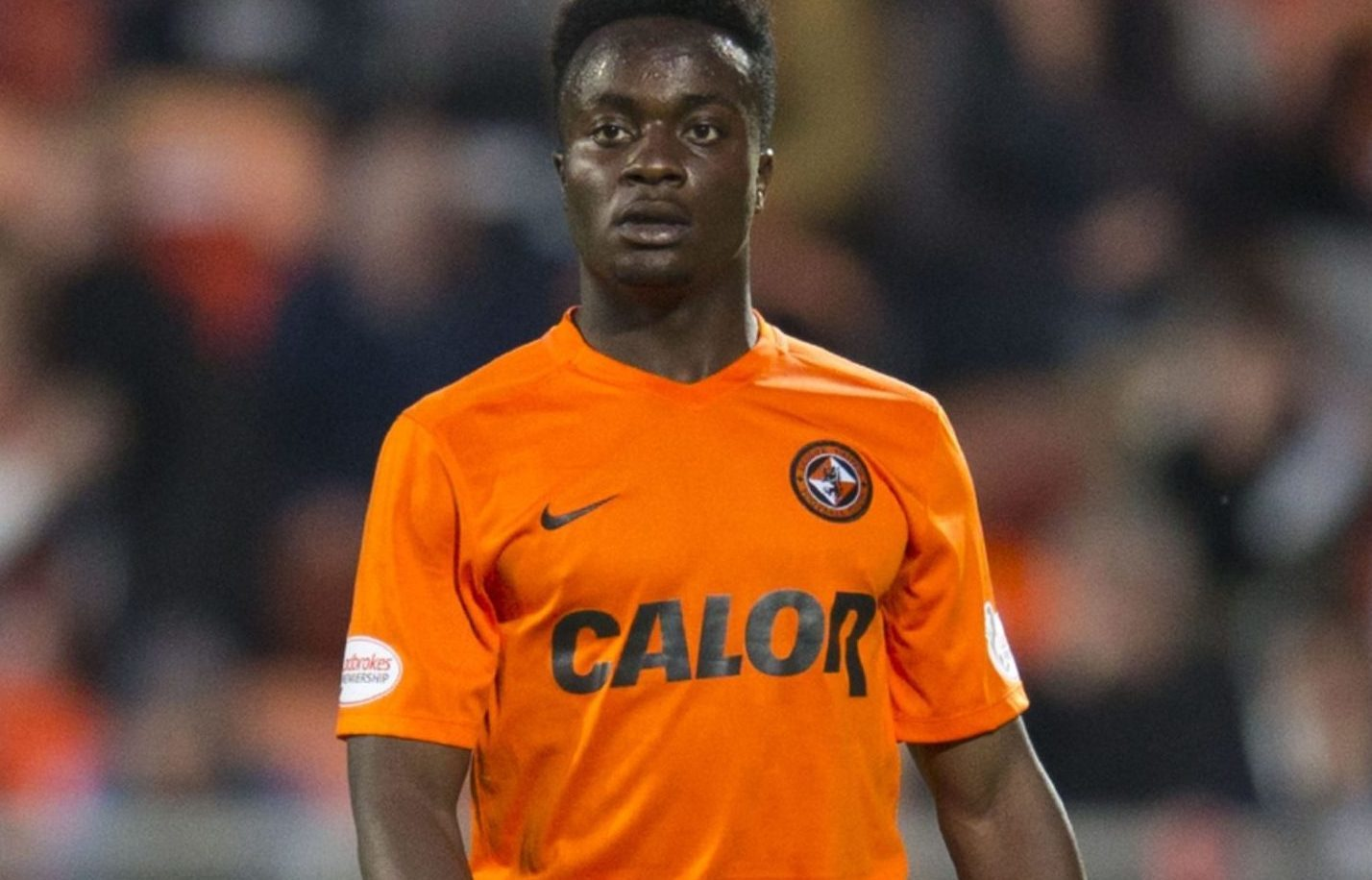 new product cb168 aa19b Hard work is route to success for Dundee United's Justin ...