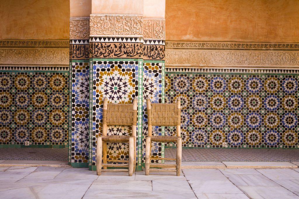 Ben Youssef Madrasa, Marrakech.