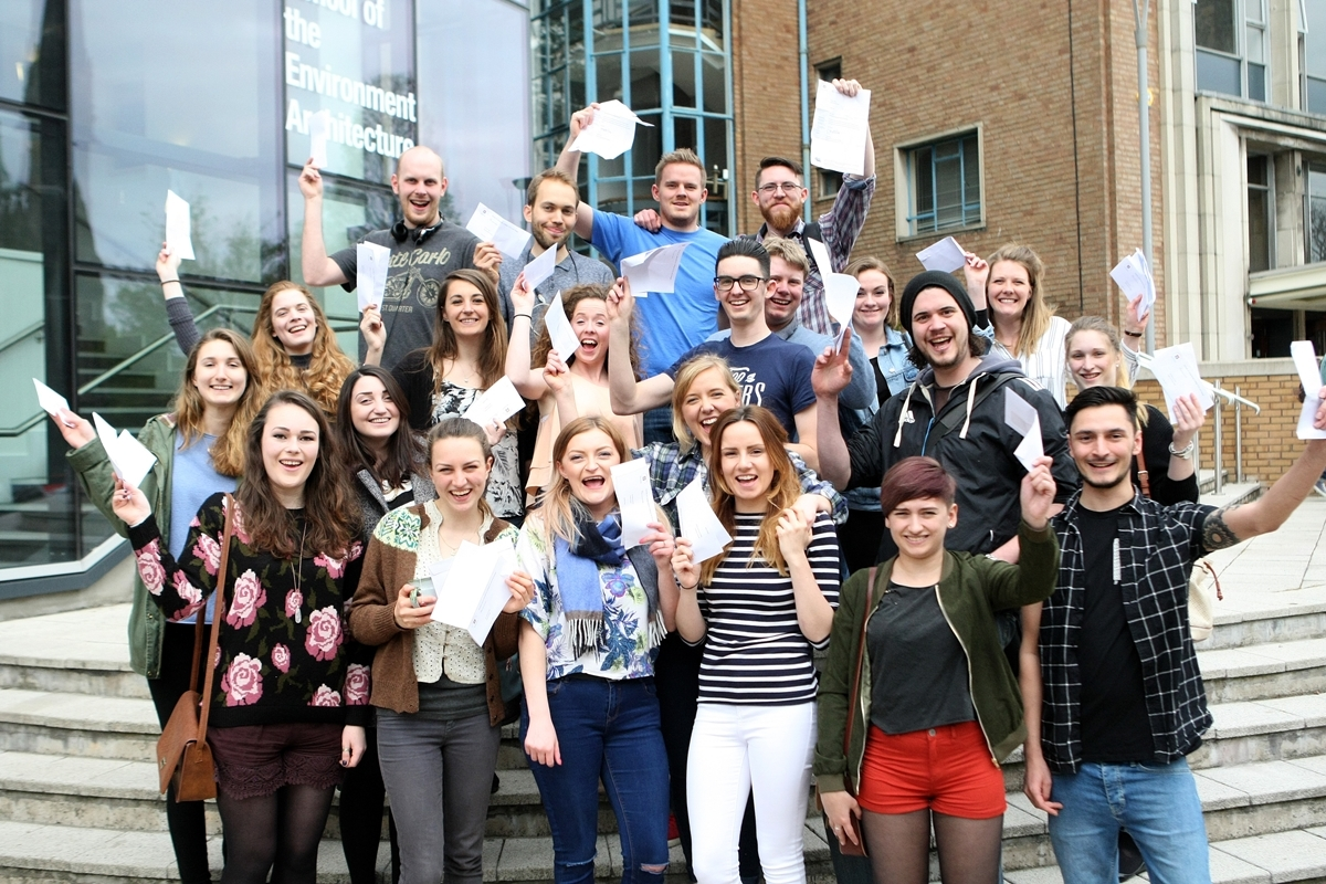 This year's students graduates from Duncan of Jordanstone College of Art and Design (DJCAD).