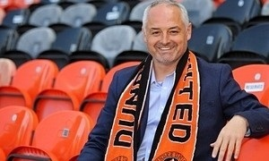 "The appointment of Ray McKinnon as Dundee United manager is ""good news"" - but he should be given a chance, say fans"